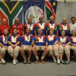 Namibia in USA 2013